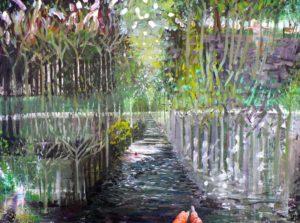 01-rachael-dickens-artist-swimming_Dream-swim-River
