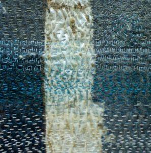 Detail Slow stitch
